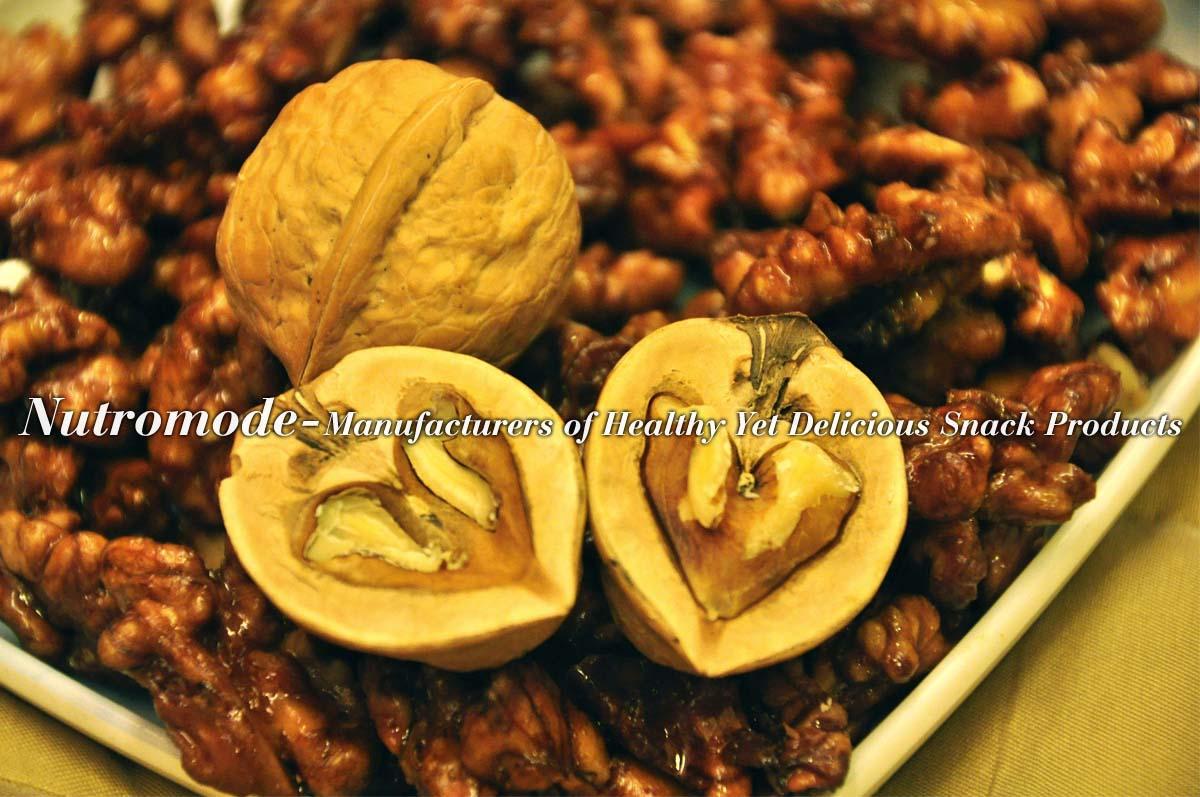 Caramel Walnuts, Caramalized Walnuts, Gift Caramel Walnuts